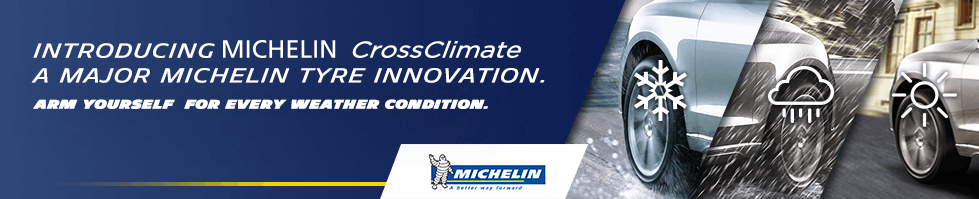 Introducing the Michelin Cross Climate